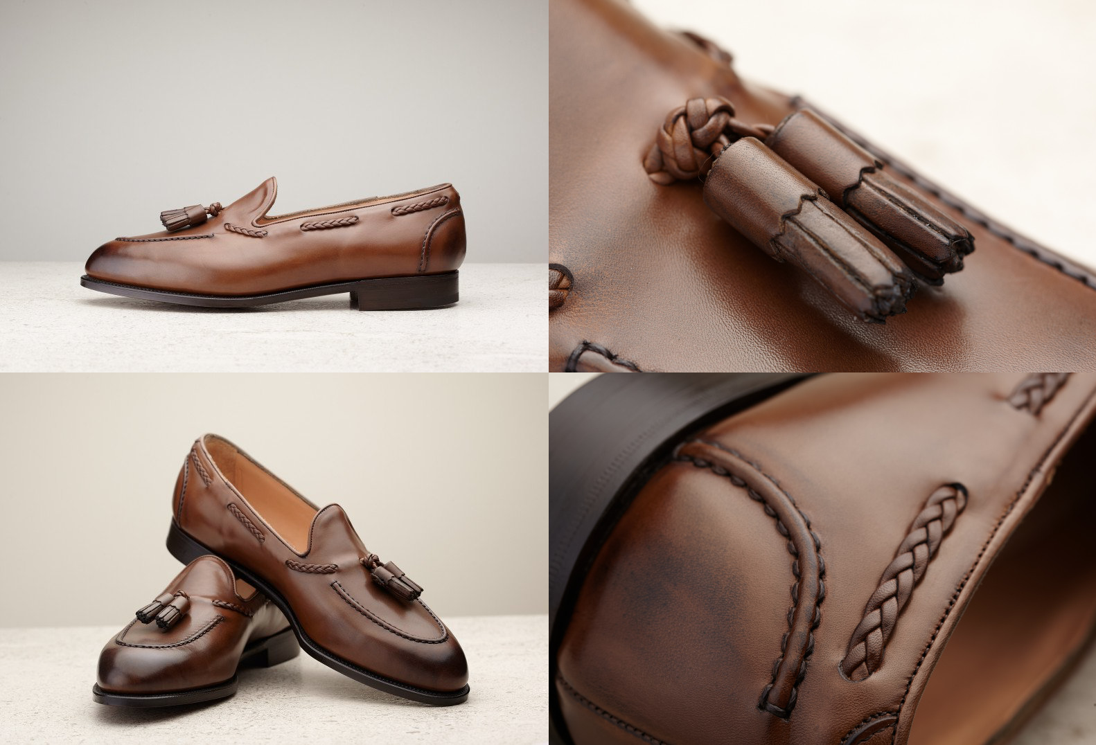 ENGLISH ELEGANCE: EDWARD GREEN SHOES AT INZERILLO BOUTIQUE